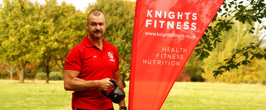 Contact Lee at Knights Fitness