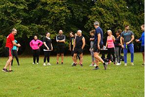 Exercising Image 7