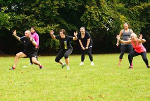 Exercising Image 2