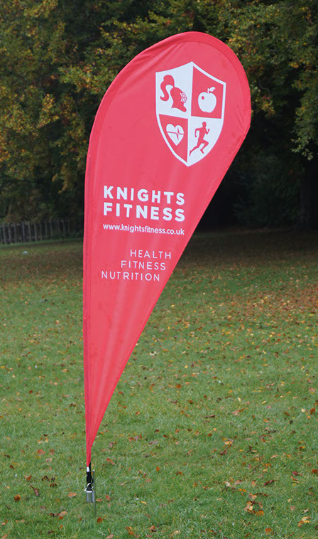 Knights Fitness Banner